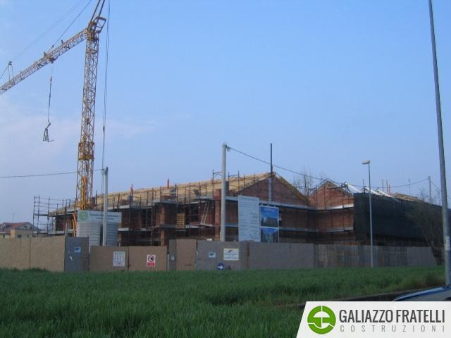 Vista in costruzione