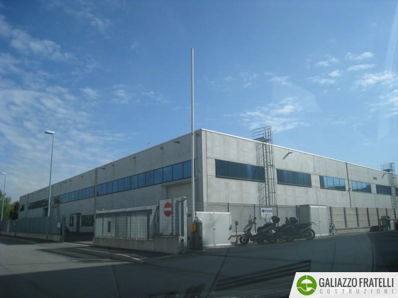 MIP - Capannoni industriali